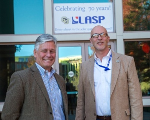 70th Anniversary Celebration at LASP